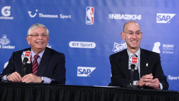 Stern, Silver talk expansion, lottery tweaks