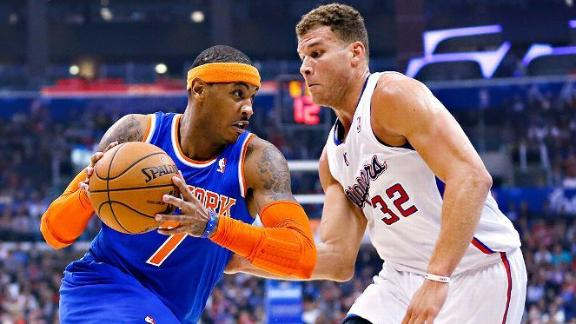 Video - Clippers-Knicks Preview