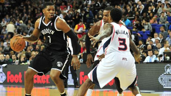 Video - Nets Top Hawks In London