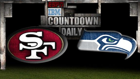 Video - NFL Live Prediction: SF-SEA