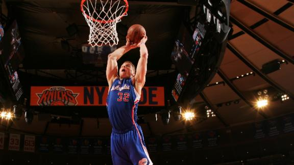 Griffin, Clippers pull away to down Knicks