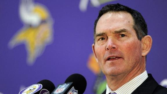 Video - Vikings Introduce Coach Mike Zimmer