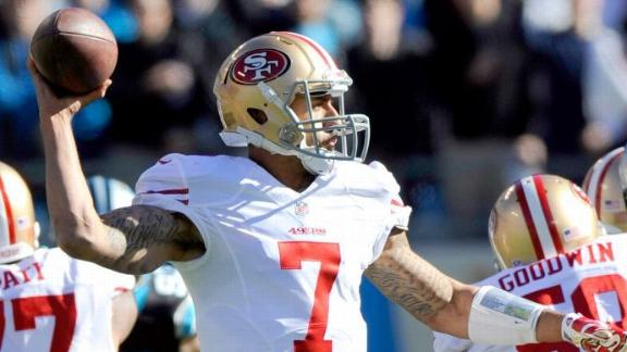 Joe Montana believes Colin Kaepernick can improve as a pocket p…