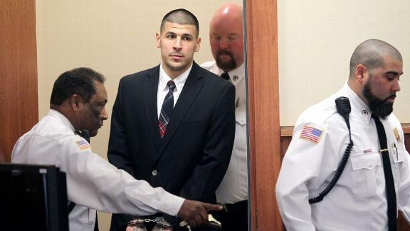 Sheriff: Hernandez separated for own safety