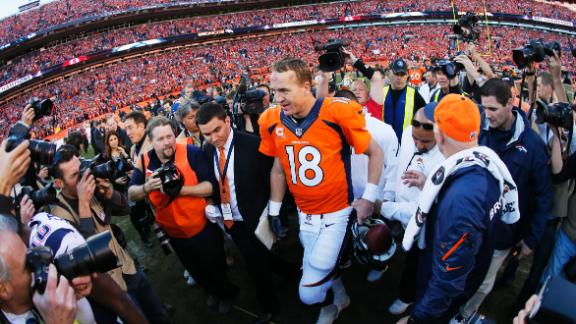 2013 NFL playoffs -- SB XLVIII storylines start with Manning