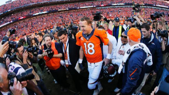 2013 NFL playoffs -- SB XLVIII storylines start with Manning