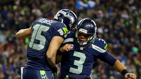 Video - Seahawks Take Advantage Of Home Field