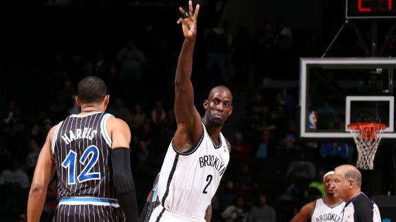 Nets shrug off Magic, win 8th game in past 9