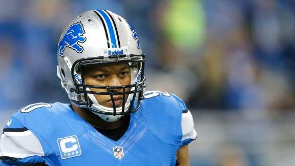 Lions GM eyes long-term extension for Suh