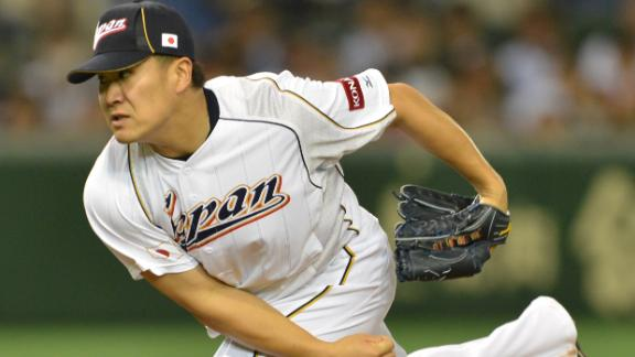 Tanaka says Yankees wanted him most