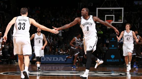 Video - Nets Loving The New Year