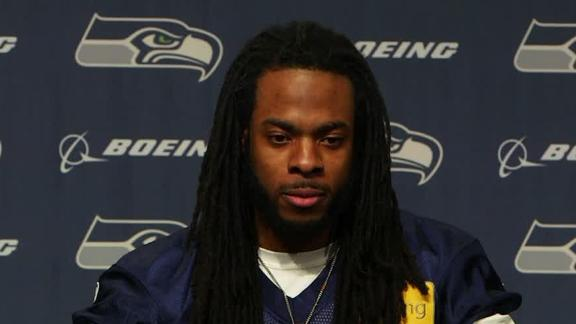 Goodell not a fan of Sherman's postgame rant