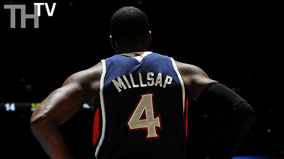 Video - Paul Millsap Rising