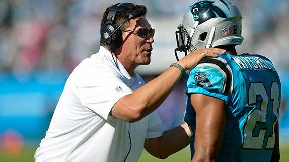 Panthers sign Rivera to three-year extension