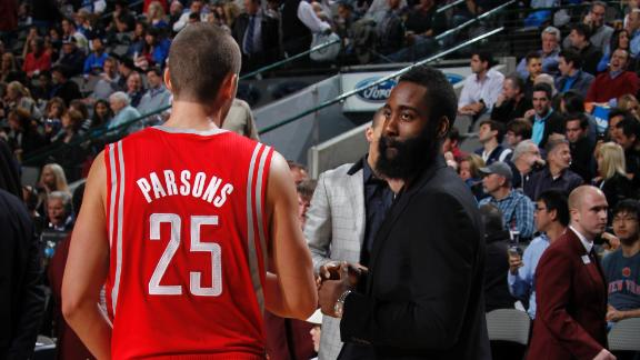 Video - Rockets Survive Mavs Without Harden