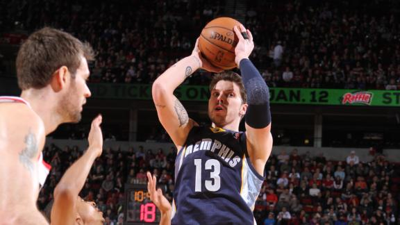 Video - Grizzlies On A Roll