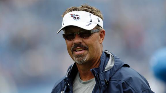 Rams fire DC Walton, plan to hire Williams