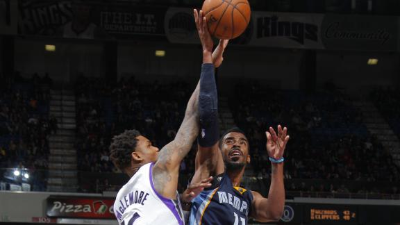 Video - Grizzlies Claw Past Kings