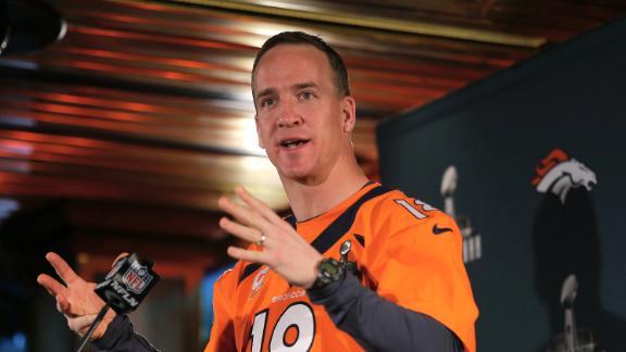 Peyton on Sherman's talk: I throw 'TD ducks'