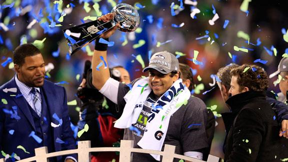 Seahawks Seahawks win Super Bowl XLVIII with old-school style
