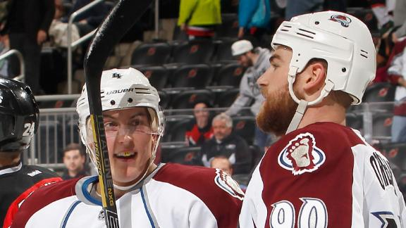 Video - Avalanche Prevails In OT