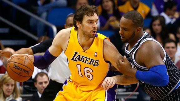 Video - LA Hot Button: Trade Pau Gasol?