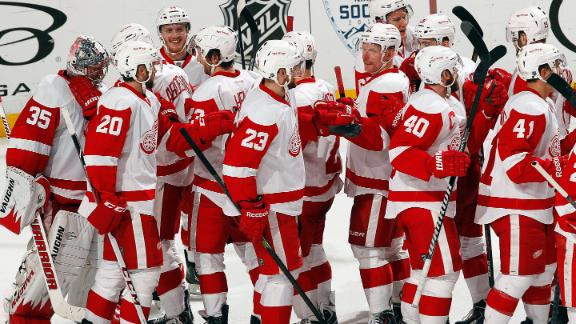 Video - Red Wings Win Second Straight
