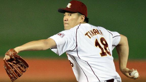 Yanks GM: $155M Tanaka has No. 3 potential