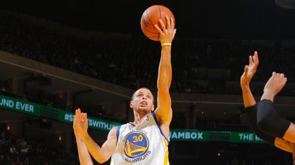 Curry's 34 ensure Warriors don't miss beat