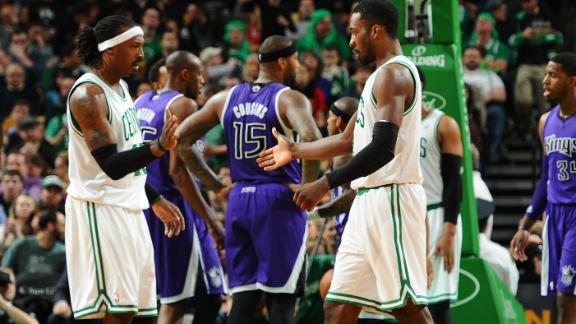 Celtics Vs Kings Image: NBA : Boston Celtics Vs Sacramento Kings