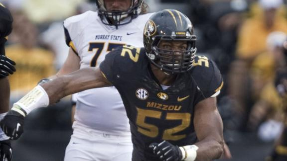 Granderson: Michael Sam a novelty? Not really