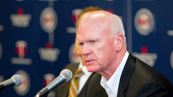 Video - Twins GM Diagnosed With Cancer