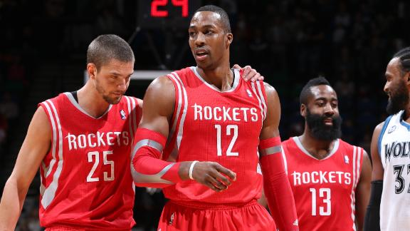 Rockets hold off Wolves for 6th straight win