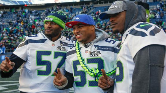 Video - Malcolm Smith On Seahawks Unity