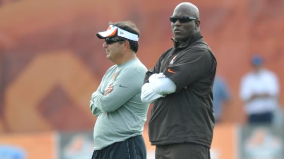 Sports Briefing | Football: Browns Executives Leave
