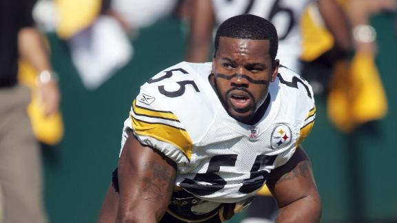 Video - Joey Porter Returns To Steelers As Coach