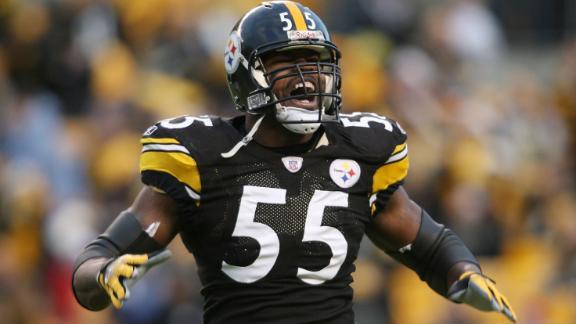 Video - Steelers Add Porter To Coaching Staff