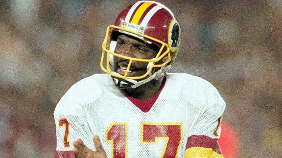 Video - Doug Williams Returns To Redskins