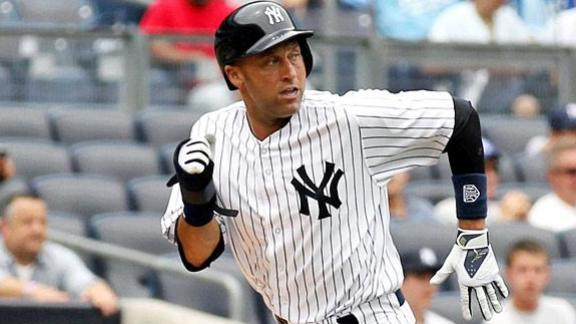 Red Sox reap the benefit of Jeter retirement