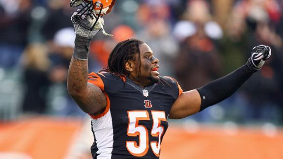 Video - The Redemption Of Vontaze Burfict