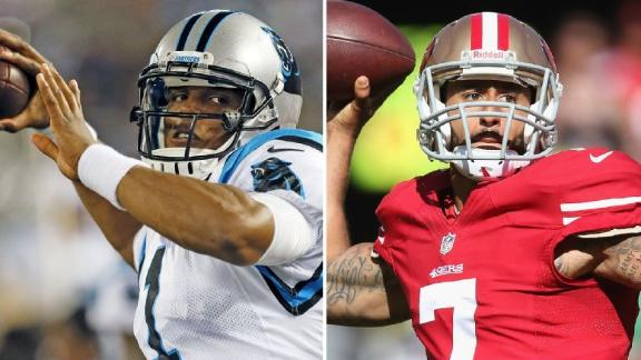 Video - Newton Or Kaepernick?