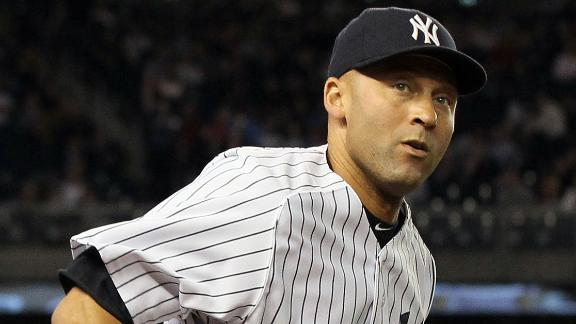 Girardi 'had no inkling' of Jeter retirement plan