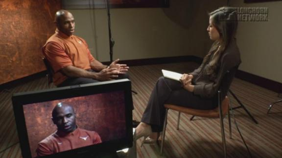 Charlie Strong Sit Down Interview Part 1