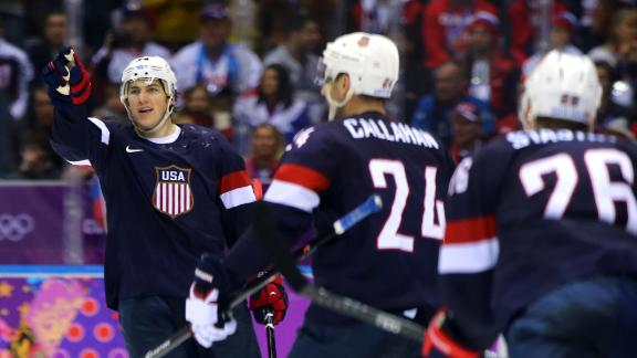 Video - Oshie, United States Edge Russia In Shootout