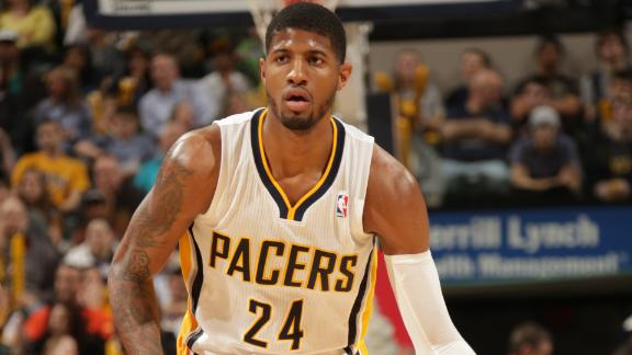 George's 26 points propel Pacers past Hawks