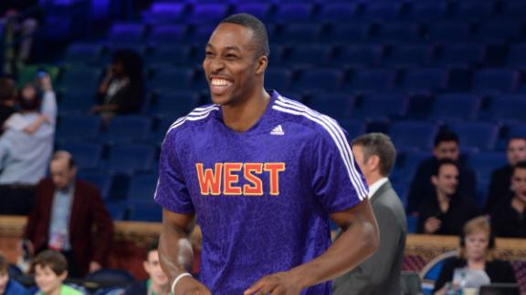 NBA: Dwight Howard's return to Los Angeles not worthy of hype
