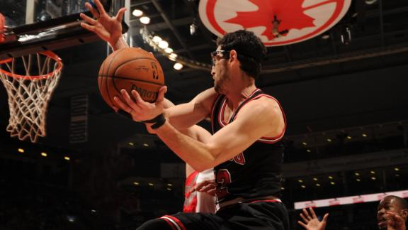 Video - Bulls Hold Off Raptors