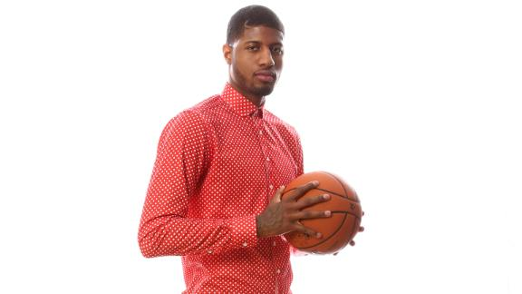 Video - ESPN The Magazine: Paul George feature