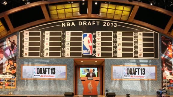 Video - Redoing The 2013 NBA Draft