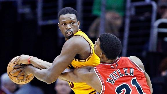 Luol Deng made available by Cleveland Cavaliers ahead of NBA tr…